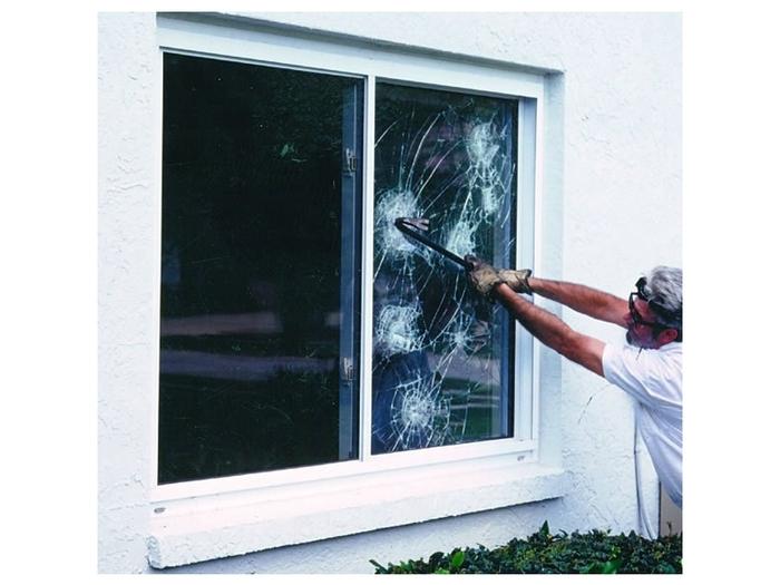 Защита вашего дома. Периметр: окна Окна ПВХ, Защита от взлома, Защита, Борьба с ворами, Без рейтинга, Длиннопост, Видео, Гифка