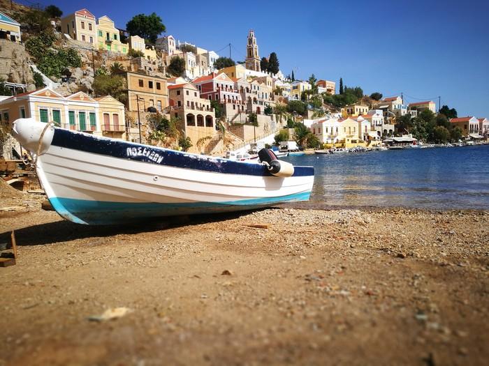 Фото острова Сими Фотография, Греция, Сими, Лето, Длиннопост