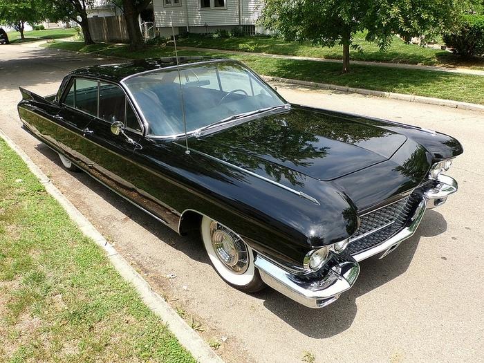 Cadillac Eldorado (1959-1966) – американская мечта эпохи романтизма (2-ая часть). Ретро, История, Машина, Cadillac, Эльдорадо, Красавица, Америка, 60-е, Длиннопост