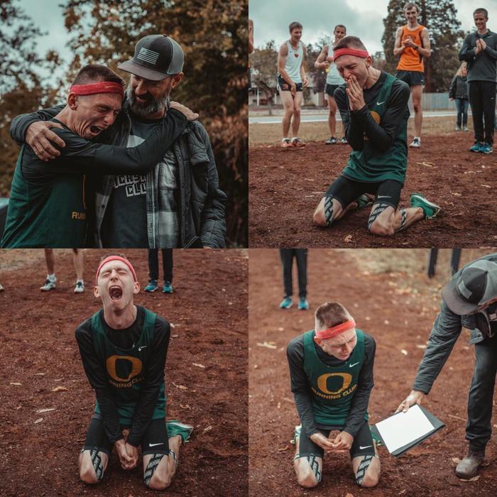 Джастин Галлегос стал первым профессиональным спортсменом с церебральным параличом, подписавшим контракт с фирмой Nike Новости, Спорт, Бег, Nike, ДЦП, Видео, США, Кроссовки, Длиннопост