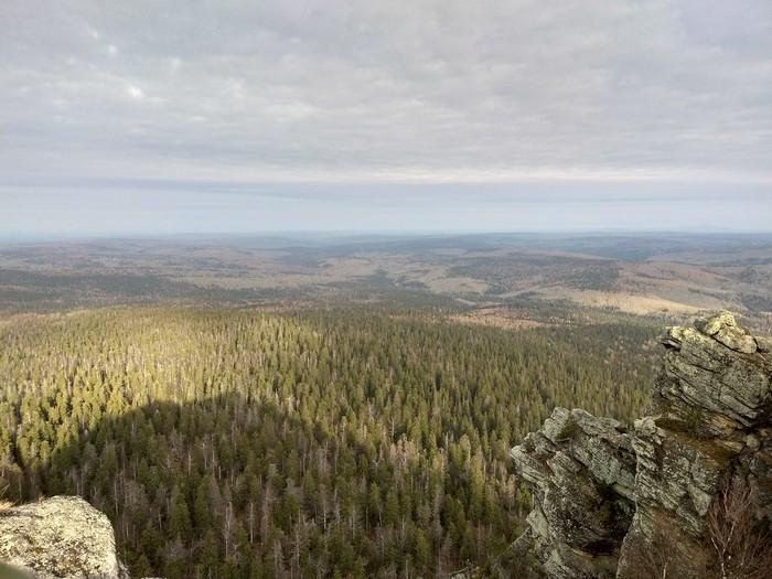 Поход на Полюдов камень) Сентябрь, Природа, Поход, Длиннопост
