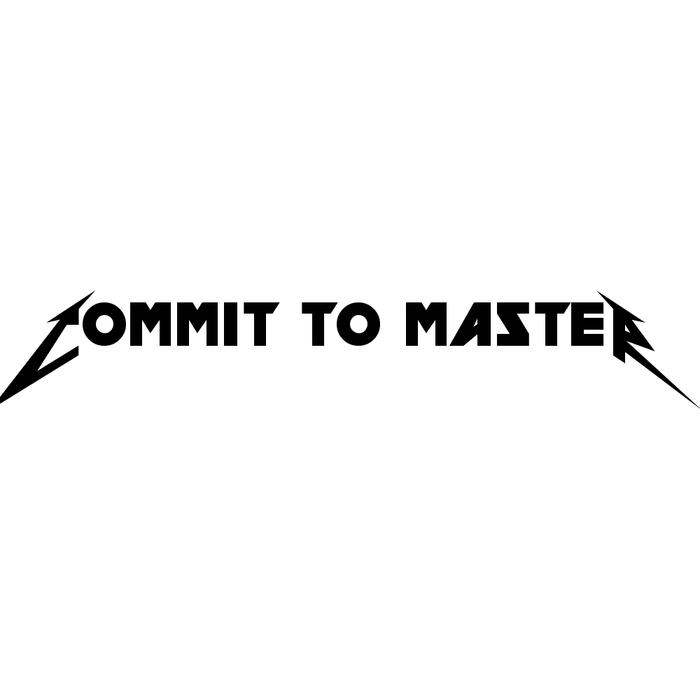 Если бы Metallica были программистами Программирование, Metal, Metallica, Рок, IT, Git, IT юмор, Юмор