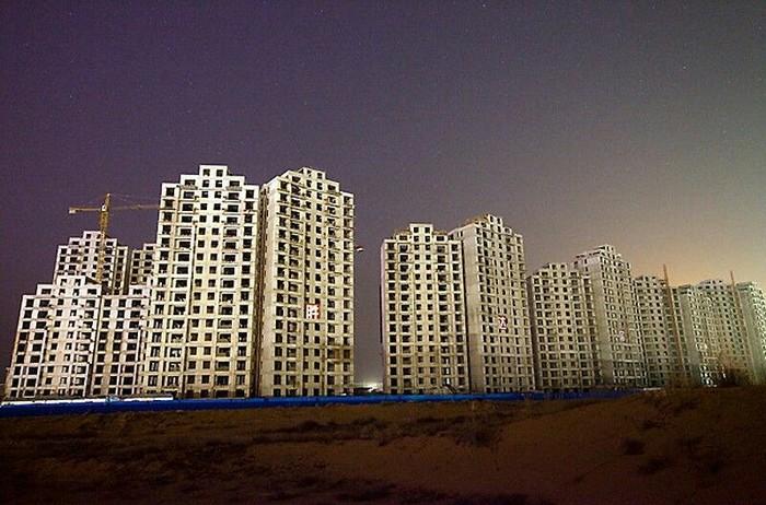 Города-призраки в Китае: пустынные фотографии Китай, Город-Призрак, Копипаста, Длиннопост