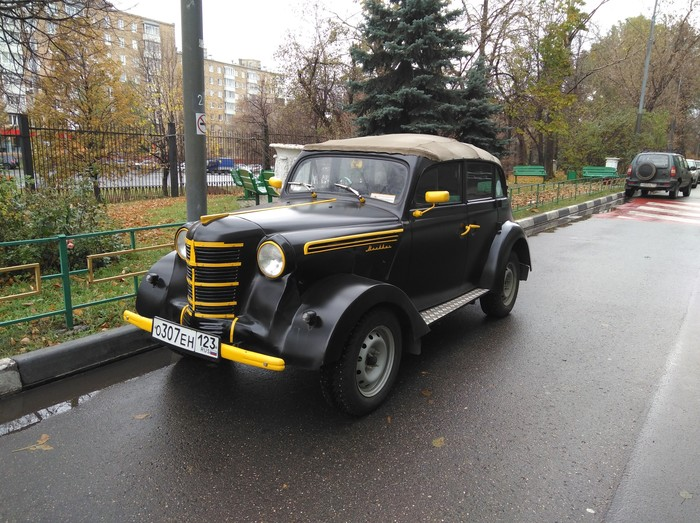 Ретро авто Моё, Авто, Ретроавтомобиль