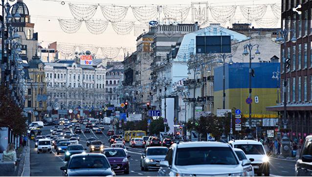 В Киеве переименовали улицу Маршала Жукова в улицу Кубанской Украины Украина, Политика, Сумашедший дом