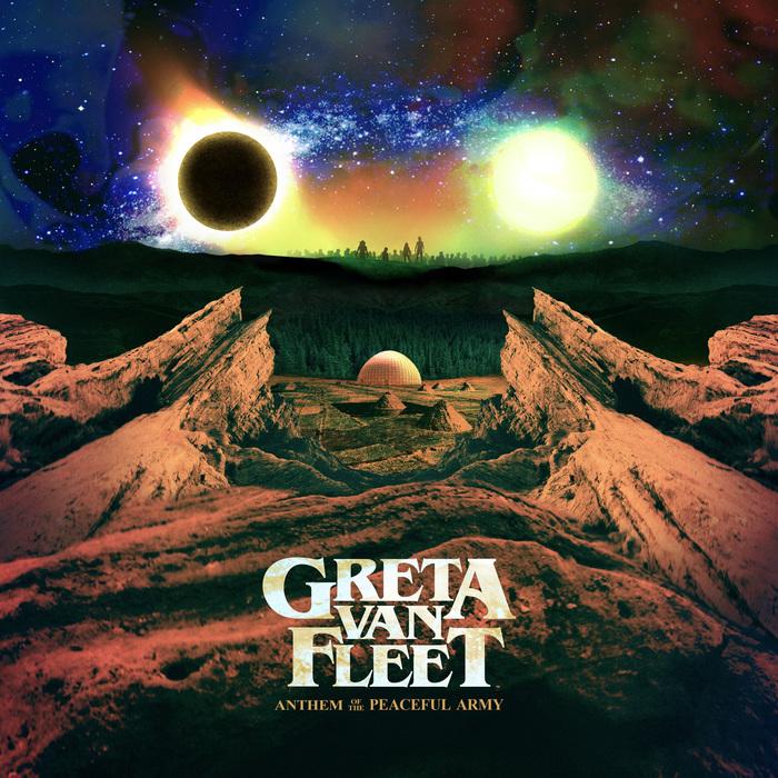 Greta Van Fleet - Anthem Of The Peaceful Army (2018) Рок, Хард-Рок, Блюз-Рок, Видео, Длиннопост