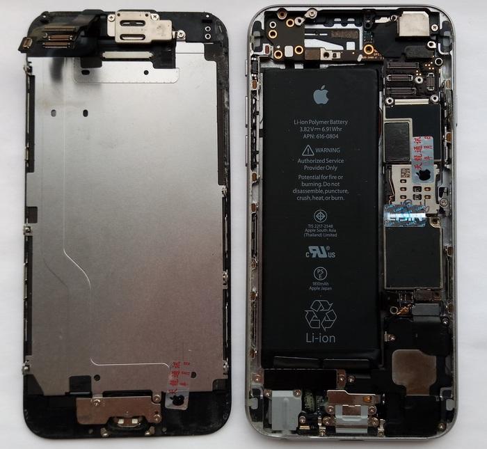 Сбой активации iPhone Z3x, Iphone 6, Nand, Ремонт техники, Ремонт телефона, Йошкар-Ола, Длиннопост