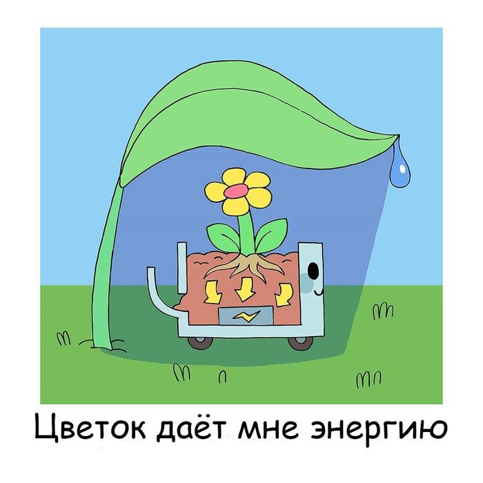 Цветок и Я Комиксы, Shen, Shencomix, Длиннопост