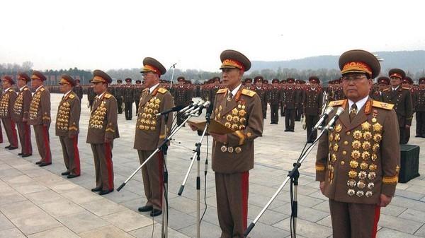Немного о железках Медали, Северная Корея, Военная форма, Без рейтинга, Копипаста, Длиннопост