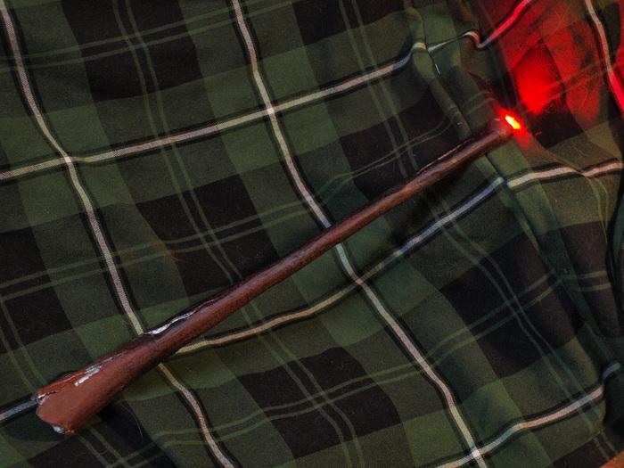 10 волшебных палочек Кай Йара, Литье, Расчехляем волшебные палочки, Гарри Поттер, Оли вандер, Фантастические твари, Длиннопост
