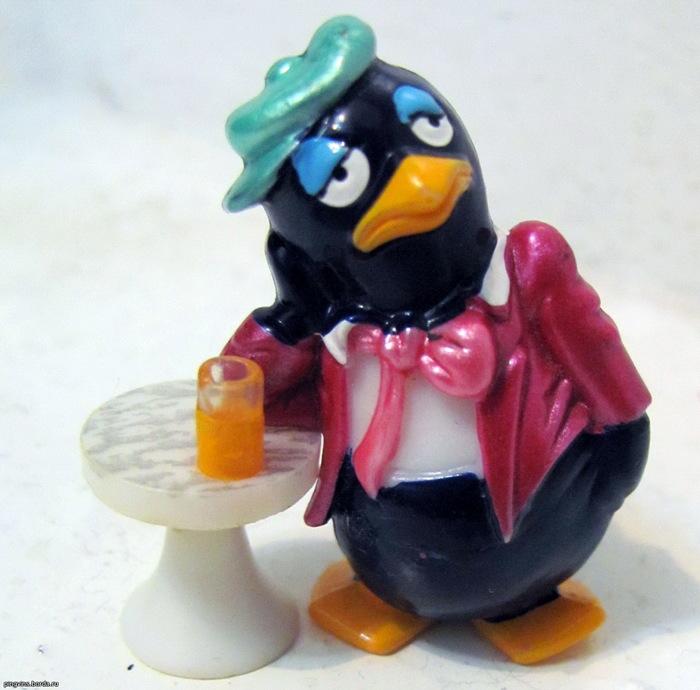 Ностальгия Пингвины, Киндер сюрприз, Ностальгия, 90-е, 2000-Ые