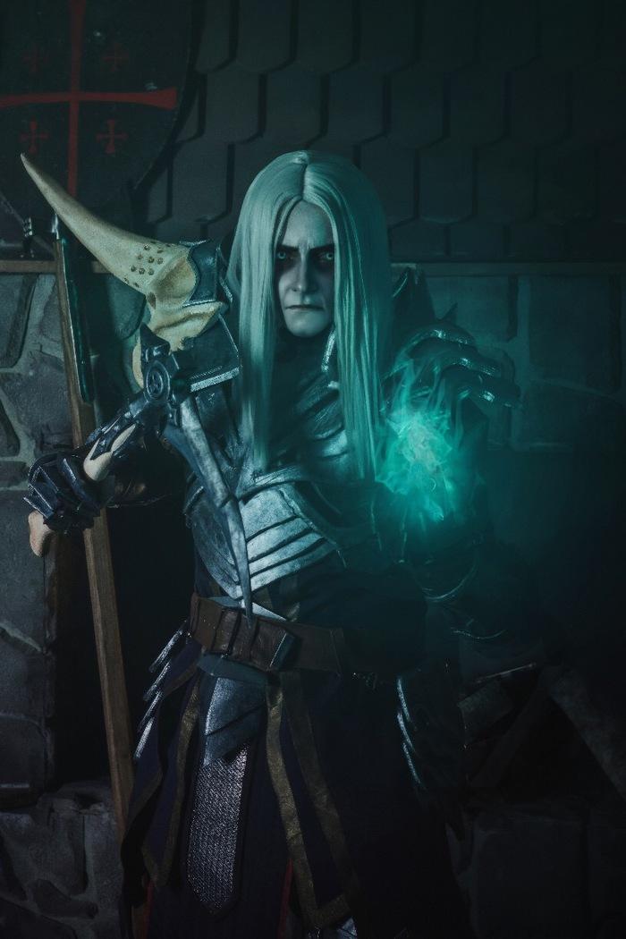 Necromancer by Sodzi Косплей, Diablo III, Diablo, Necromancer, Некромант, Sodzi, Длиннопост