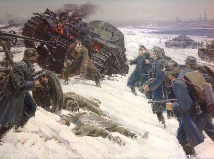 Подвиг советского народа . Вызываю огонь на себя... Великая Отечественная война, Герои, Чтобы помнили, Длиннопост