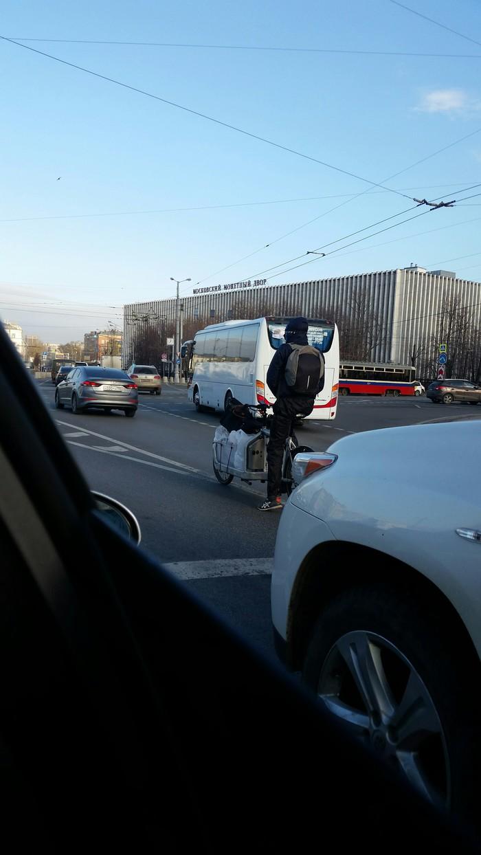 Никогда таких велосипедов не видел! Велосипед, Велосипедист, Длиннопост, Видео