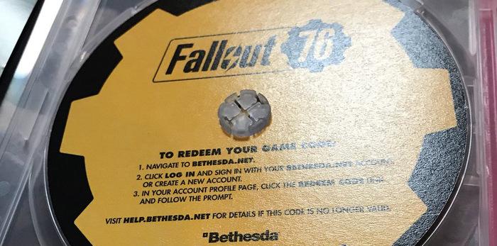 Гениально! Часть 2 Обман, Fallout 76, Игры, Компьютерные игры, Fallout, Диски, Длиннопост