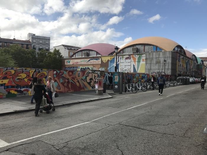 Mercado de la Cebada. Мадрид. Мадрид, Рынок, Гады, Лига путешественников, Еда, Испания, Длиннопост