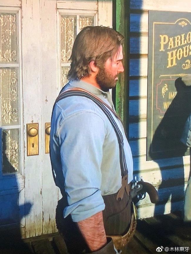 Таверна Red Dead Redemption 2, Консольные игры, Живот, Длиннопост