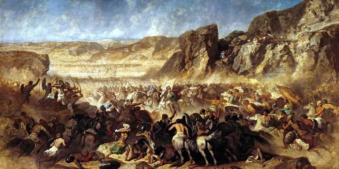 Пешком до победы: сколько длится дневной переход? Длиннопост, История, Война, Поход