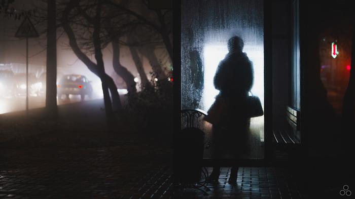 Туманный Ставрополь Ставрополь, Ставропольский край, Туман, Фотография, Длиннопост