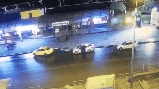 Прилетело #118 ДТП, Прилетело, Кашира, Не справился с управлением, Гифка, Видео