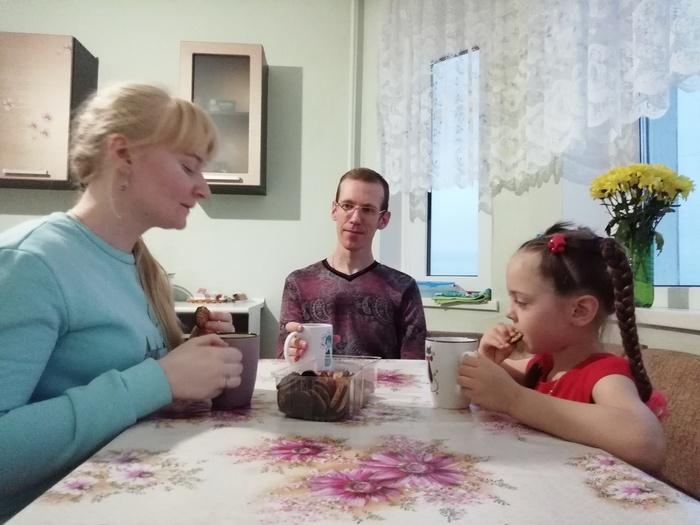 Слепая мать-одиночка из Томска искала жильё и нашла любовь в Курске Курск, Томск, Петиция, Слепые, Длиннопост, Видео