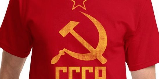 ЕС просит Amazon снять с продажи вещи с символикой СССР СССР, Евросоюз, Amazon, Одежда, Продажа, Абсурд, Новости