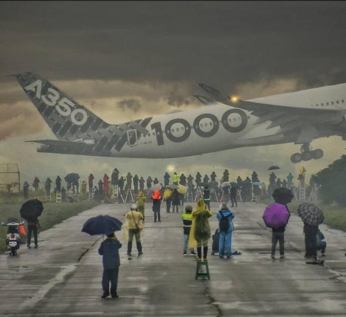 Великолепно! Самолет, Споттинг, Фотография, Photoshop