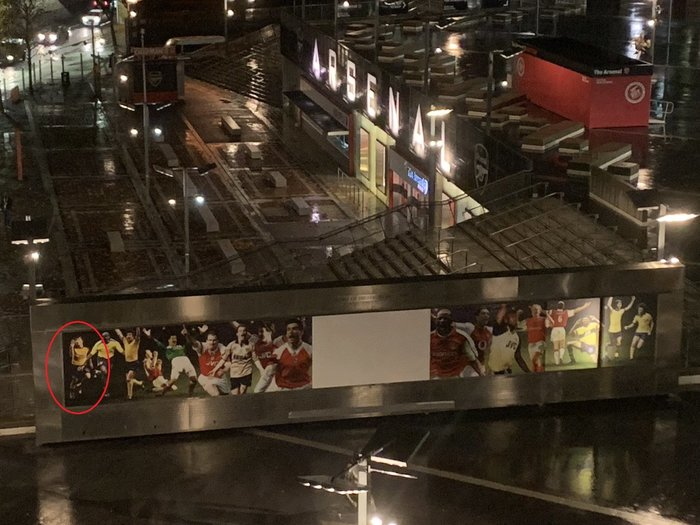 Андрея Аршавина поместили на стену легенд «Арсенала» Спорт, Футбол, АПЛ, Арсенал Лондон, Андрей Аршавин, Легенда, Признание, Новости, Видео