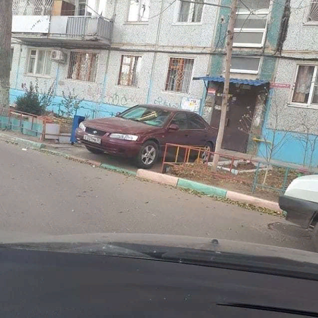 Король парковки