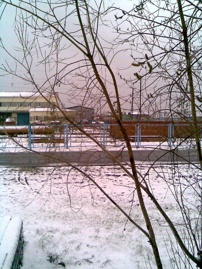 Времена года Снег, Климат, Ямал, Погода, Длиннопост