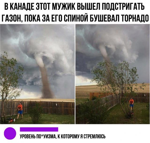 -Торнадо?