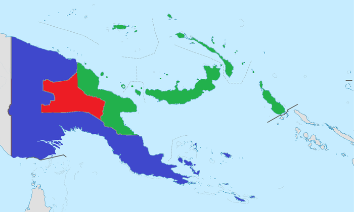 Территории крупнейших по площади стран, разделенные на 3 части с одинаковым населением (Часть 10) Население, Камерун, Папуа-Новая Гвинея, Швеция, Ирак, Парагвай, Страны, География, Видео, Длиннопост