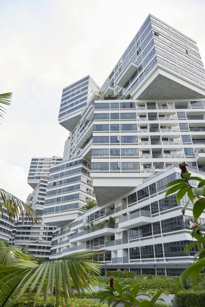 Хрущевки насыпом Сингапур, Путешествия, Архитектура, Жилой массив, Длиннопост