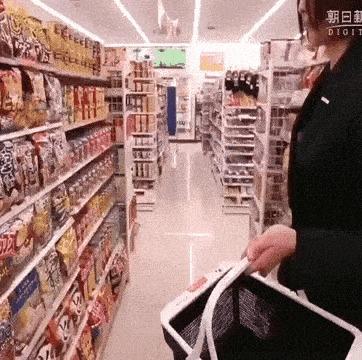 Когда-нибудь и в наших магазинах))