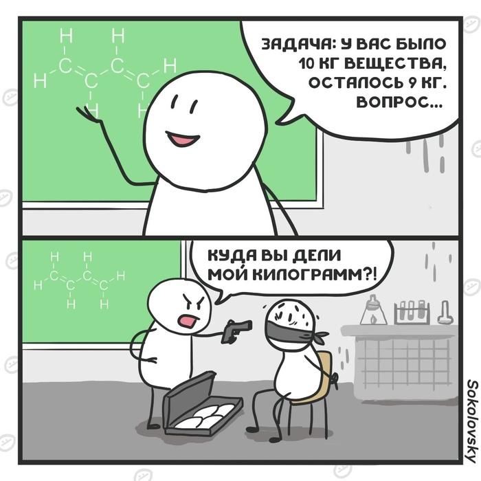 В Санкт-Петербурге учителя физики и химии уволились из школы, чтобы заняться наркобизнесом Breaking Bad, Школа, Деньги, Химия, Новости, Sokolovsky!