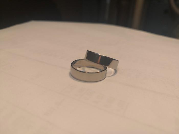 Титановые кольца Токарка, Кольцо, Интересное, Ручная работа, Ювелирные изделия, Длиннопост
