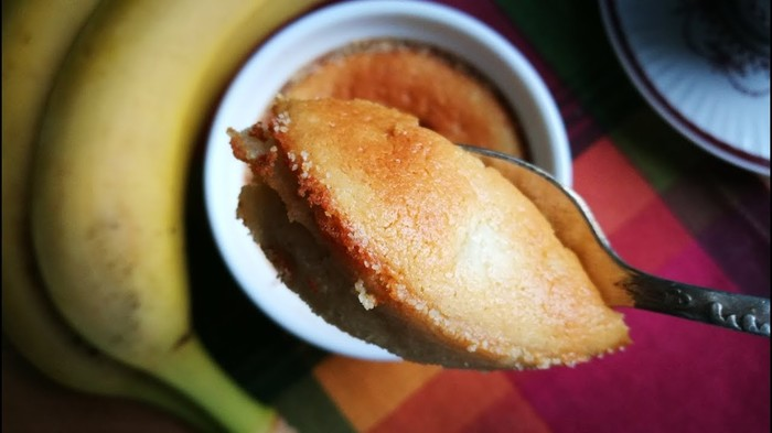 Творожное суфле с бананом Суфле творожное, Рецепт, Кулинария, Видео