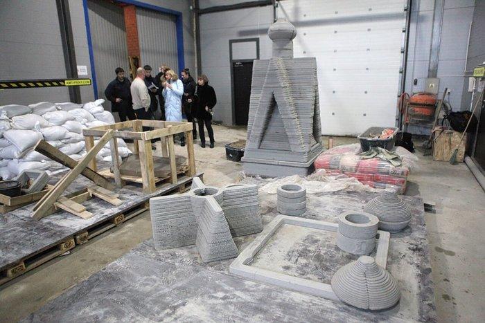 В Ярославской области часовню напечатали на 3D-принтере Строительство, 3D принтер, Религия, РПЦ, Ярославль, Длиннопост