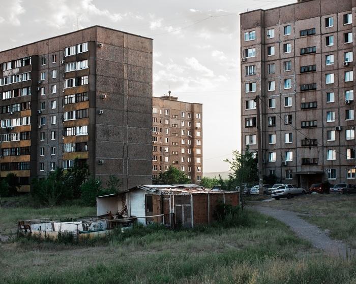 Провинциальная пустота Оренбурга Фотография, Провинция, Длиннопост