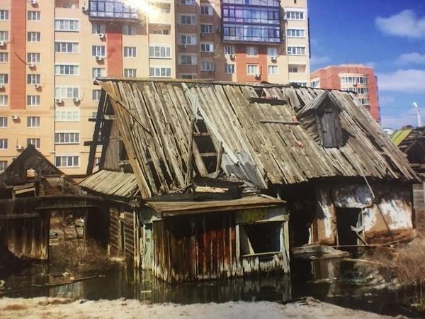 """Как выглядит """"нормальное неаварийное жилье"""" по версии астраханских властей Астрахань, Днище, Длиннопост, Хитрожопость, Политика"""