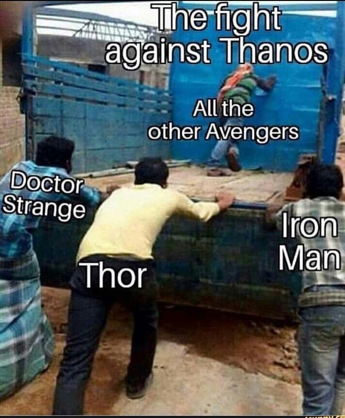 Битва против Таноса Marvel, Танос, Бесполезность, Мстители