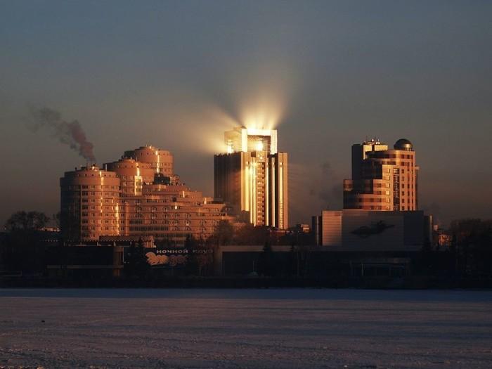 Екатеринбург. Екатеринбург, Фотография, Город, Длиннопост