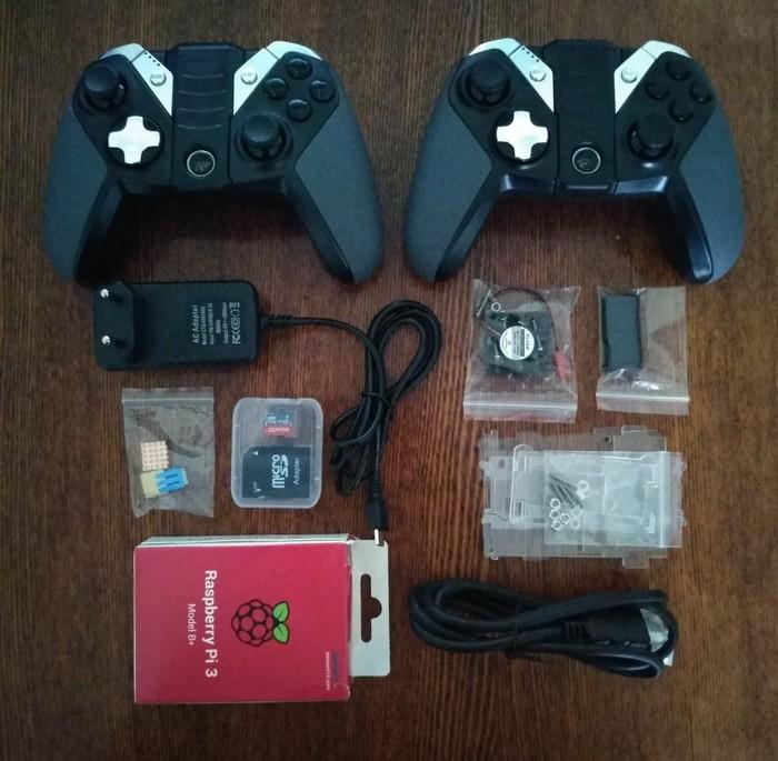 Ретро консоль на Raspberry Pi Raspberry Pi 3, Retropie, Игры, Ретро-Игры, Своими руками, Консоль на raspberry pi, Эмуляторы приставок, Длиннопост