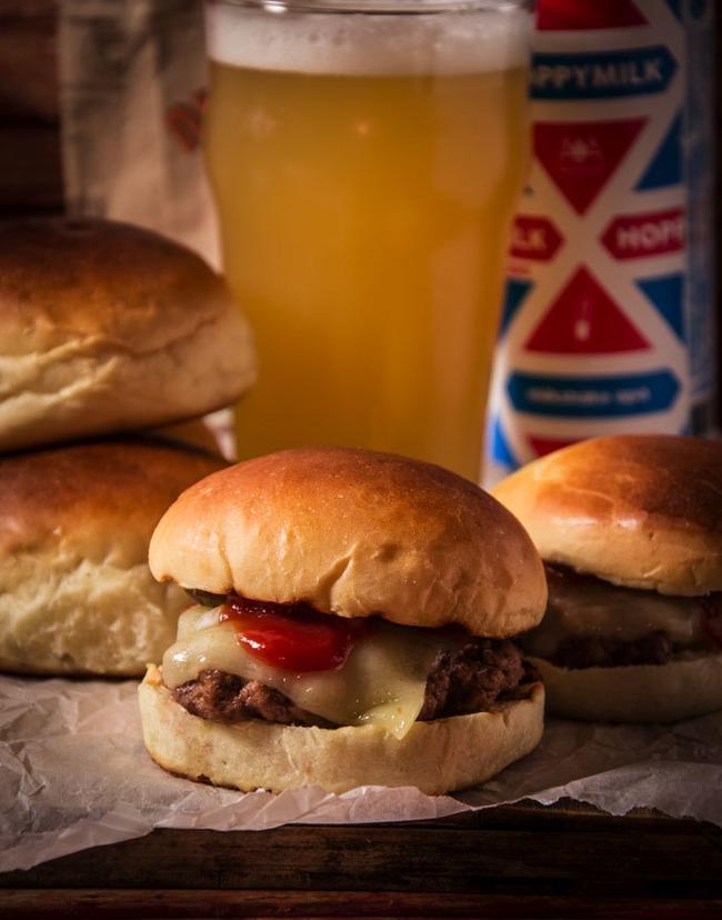 Идеальные булочки для бургеров Еда, Рецепт, Бургер, Выпечка, Булочки, Кулинария, Готовка, Dinoburger, Длиннопост