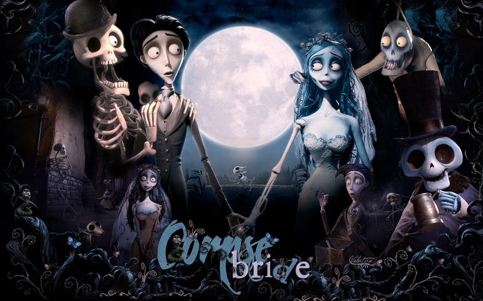 Труп невесты (Corpse Bride) Рецензия, Тим Бертон, Труп невесты, Длиннопост