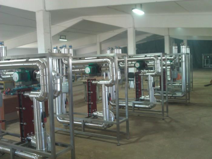 Теплоизоляция трубопроводов ч.8 Теплоизоляция, Шаховская, Работа, Алюминий, Металл, Строительство, Длиннопост