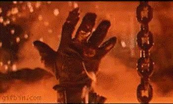 Второе тысячелетие начинается с ХХ века, века нашего рождения! Вспомни его по фильмам;) Лига 40000-го года, ЧО ООО, Гифка, Длиннопост