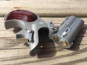 Дерринджер под все виды патронов Оружие, США, Классика, Пистолеты, Двустволка, Длиннопост
