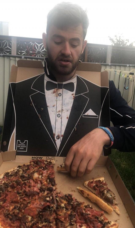 Пицца , сэр