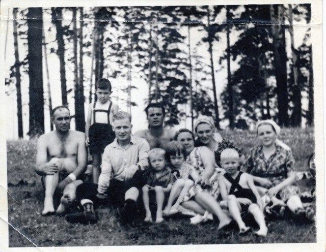 Про любоффь Реальная история из жизни, Бабушки и дедушки, Любовь